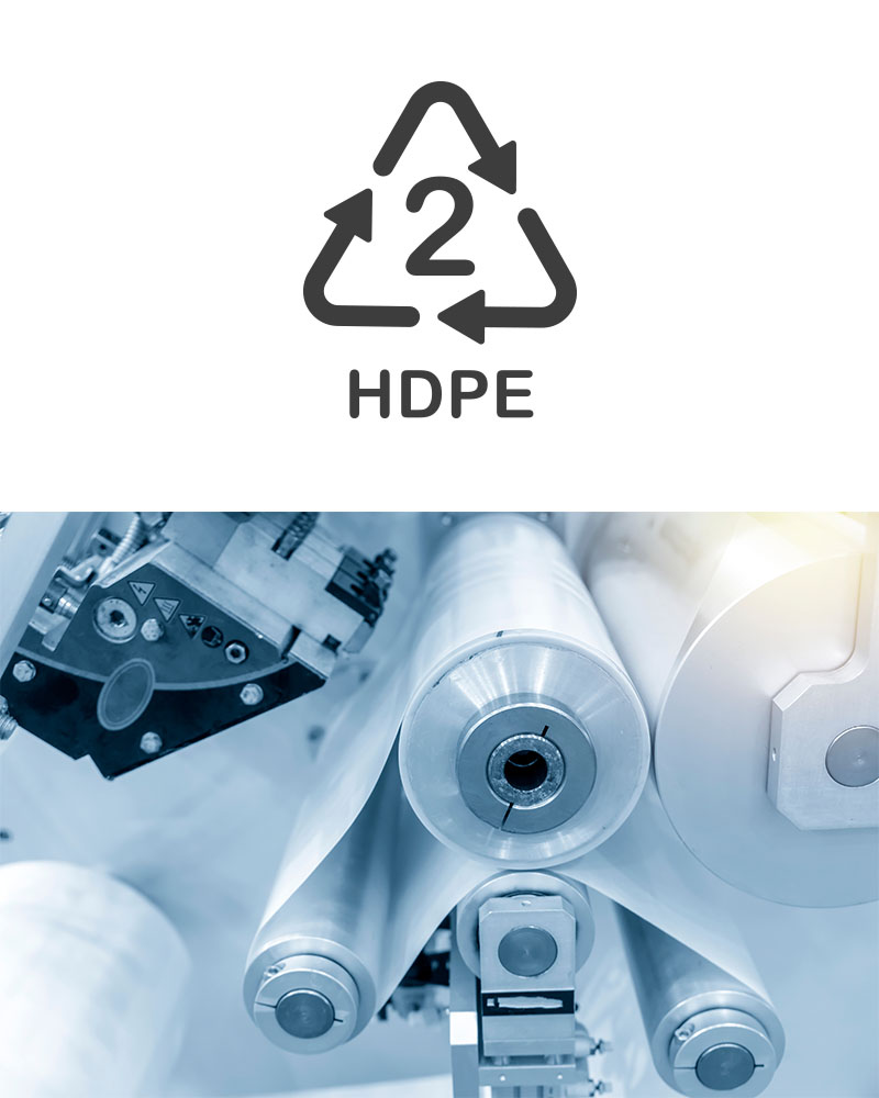 Plásticos HDPE Barcelona