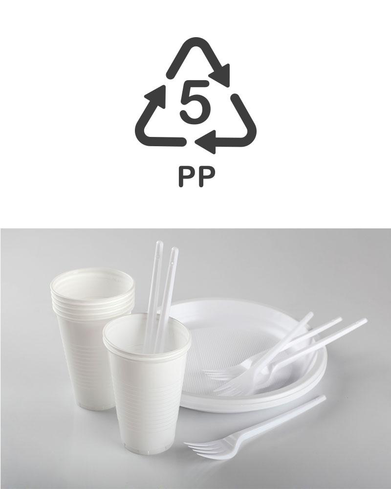 Plásticos PP
