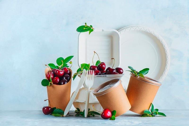 Envases ecológicos para alimentación